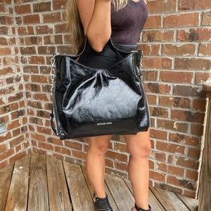 NWT Michael Kors Devon Black Bag